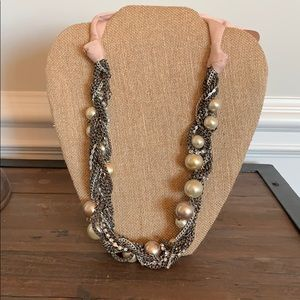 Stella and dot chunky necklace